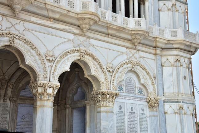 The Splendid Radhasoami Satsang's Temple at Agra